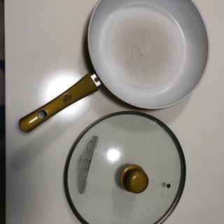 セラフィット フライパン 蓋付 食器
