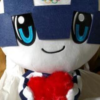 オリンピックマスコットキャラクター