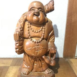 【ネット決済】置き物 アンティーク 木彫り