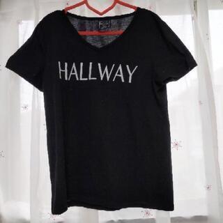 3Lサイズ 黒Tシャツ