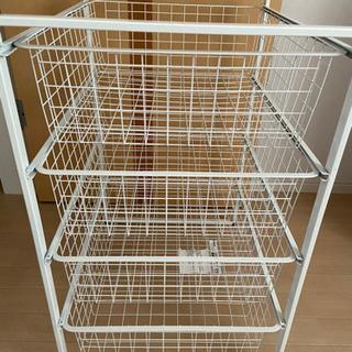 【ネット決済】お話中 IKEA 収納ラック