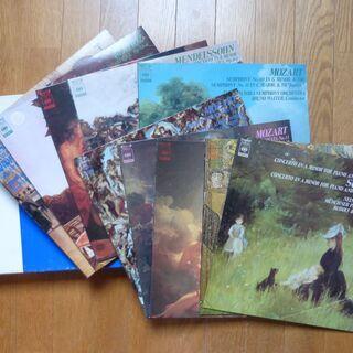 《断捨離》 レコード: クラシック コレクション SONY 《値下》