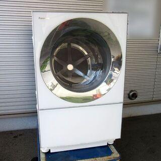 Panasonic/パナソニック 10kg ななめドラム洗濯乾燥...