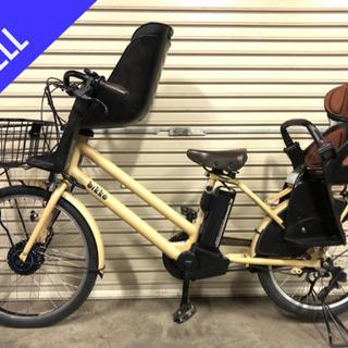 電動自転車☆ブリヂストン ビッケ GRI フロントモーター…