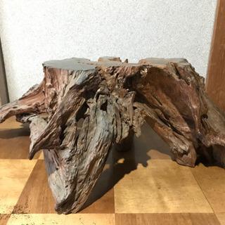 【ネット決済】置き物 木彫り アンティーク