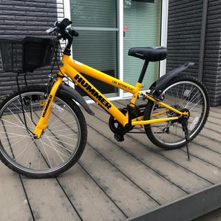 ハマー  自転車 20インチ 美品!