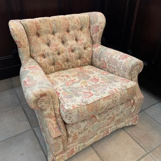 1人掛けソファ、お売りします。
