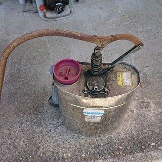 手動式 噴霧器 大和噴霧器 ステンレス製