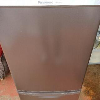 【2017年製】Panasonic ノンフロン冷凍冷蔵庫