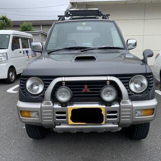 三菱パジェロミニ VR-Ⅱターボ 5速MT  4WD【希少】