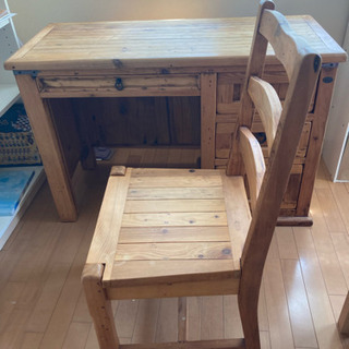 マドリッドコレクション パイン椅子