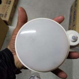 人感センサー付照明(2015年製)