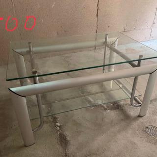 ガラス座敷テーブル(お取引限定)