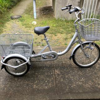 【ネット決済】三輪車 売ります