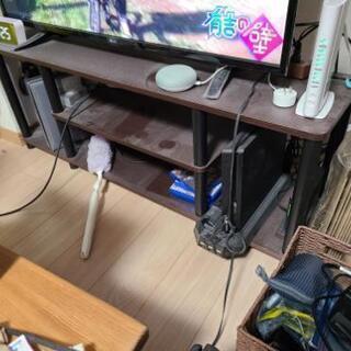 テレビボード(幅110cm 高さ42cm 奥行き32cm)