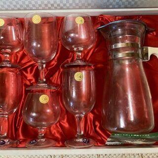 洋酒グラス各種セット (未使用品)
