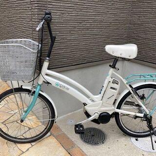💘希少💛ヤマハ ブリヂストン e-bike 20インチ 4Ah ...