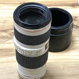 Canon キヤノン EF 70-200mm F4L IS USM