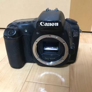 デジタル一眼レフカメラ EOS 20D Canon 動作確…