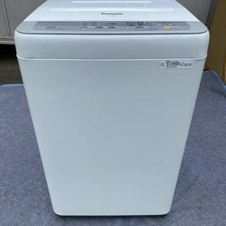 Panasonic全自動洗濯機NA-F50B10 2016年式(中古)