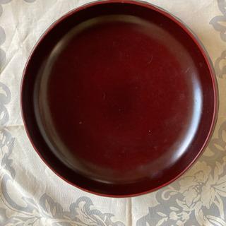 鎌倉彫伝統工芸菓子皿