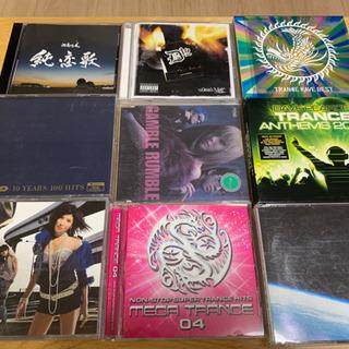 J-Pop / 洋楽 CD コレクション