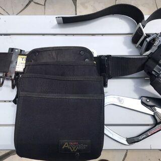 TAJIMA(タジマ)安全ベルト・腰袋・安全帯セット