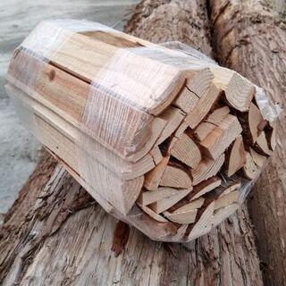 まき 小割薪 針葉樹