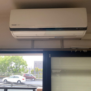 鹿児島市 ナショナル8畳用エアコン 2011年