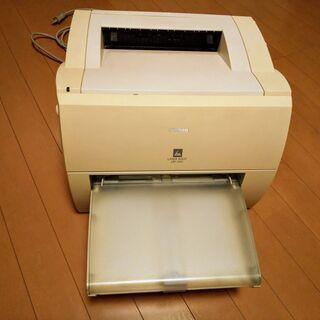 キャノン レーザープリンターLBP-1210
