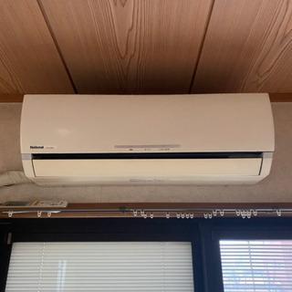 鹿児島市 Panasonic8畳用 2006年式