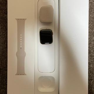 Apple watch5ステンレス44!