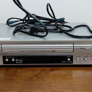 【取引中】【0円】VHSビデオプレーヤー