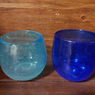 琉球ガラスペアグラス
