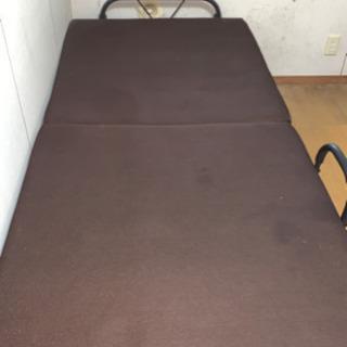 取引中  折り畳みベッド