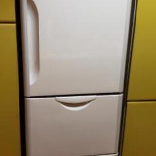 冷蔵庫 あげます 問題なく動いてますがややワケあり 引き取り も...