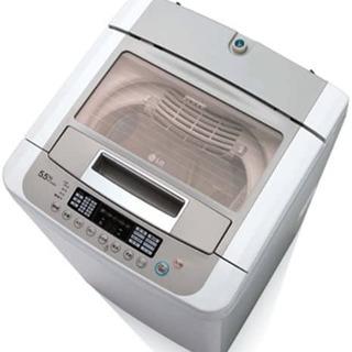 【LG電子】洗濯機 WF-C55SW