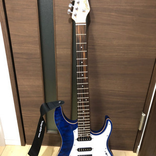 【ネット決済】エレキギター:GrassRoots +ギター用品