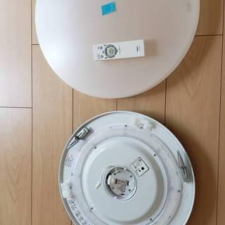 【5/14引き取り希望】NEC LED照明 シーリングライト