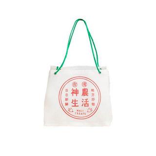 神農生活 台湾 エコバッグ