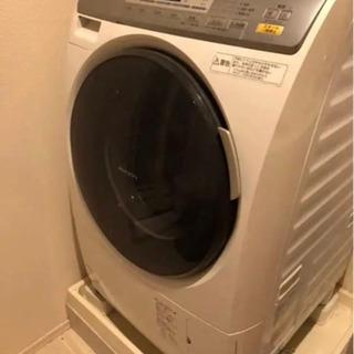 【乾燥機付き】ドラム式洗濯機