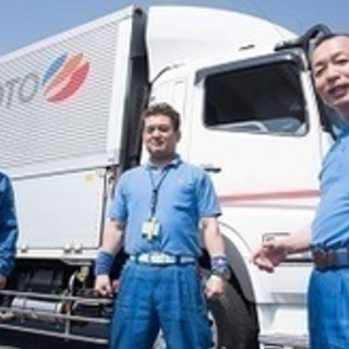 【未経験者歓迎】ルート配送 小型3tトラックドライバー/正社員/...