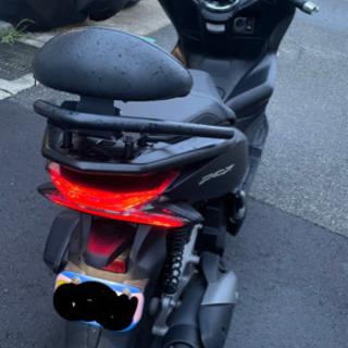 【ネット決済】PCX125 JF81 マッドブラック