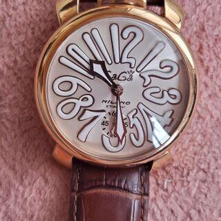 ガガミラノ時計⭐アンティーク⭐ 故障