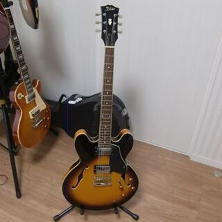 TOKAI ES-60TB東海楽器 セミアコースティックギター ...