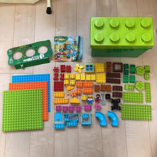 【ネット決済】レゴ LEGO デュプロ みどりのコンテナスーパー...