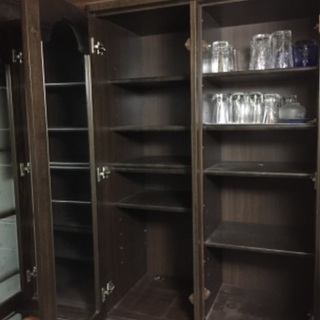 食器棚お譲りします。