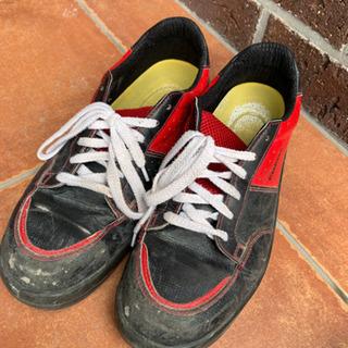 エネオス 安全靴27cm