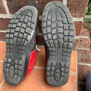 エネオス 安全靴27cm - 車のパーツ