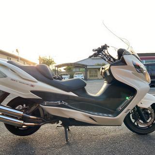 スズキ250ccスクーター(cj46a )走行14100km